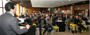 Conferência patrocinada pela MCoutinho Peças superou expectativas