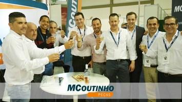 MCoutinho Peças destaca-se na ExpoMecânica