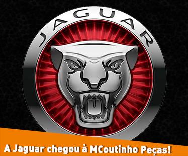 Jaguar na MCoutinho Peças!