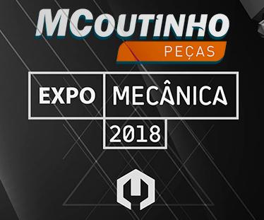 MCoutinho Peças na Expomecânica 2018